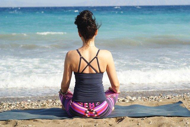 relaxace jóga