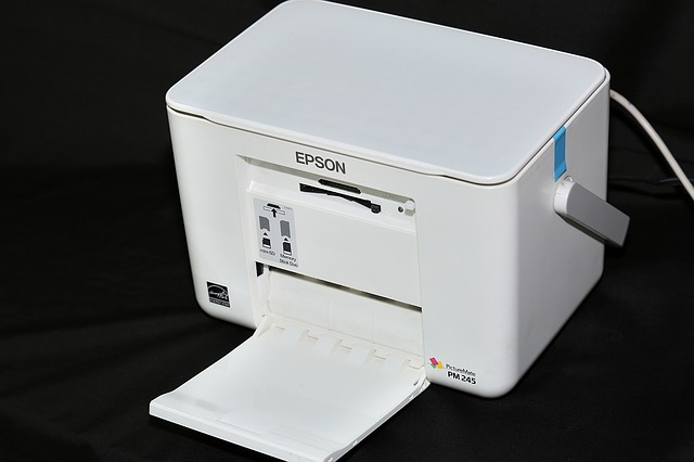 inkoustová fototiskárna