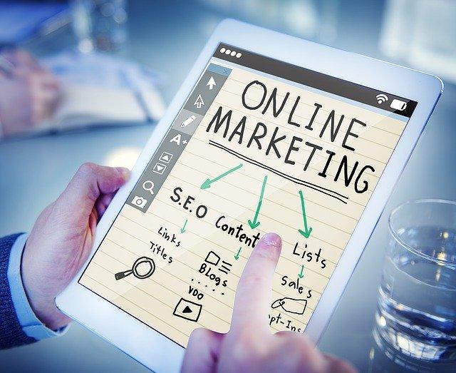 seo, online marketing